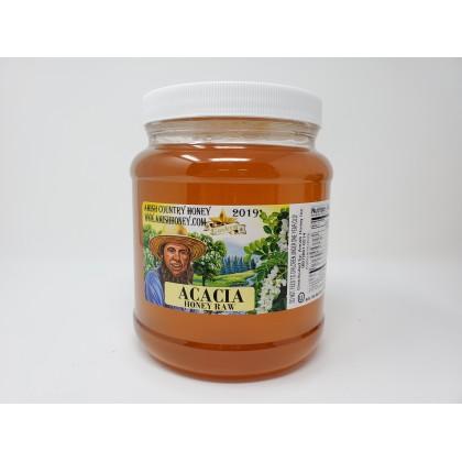 Acacia Raw Honey 5 lb FD