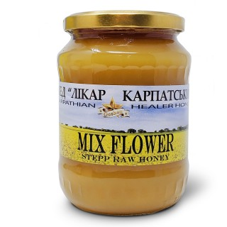 Carpathian Mix Flower Honey 2lb
