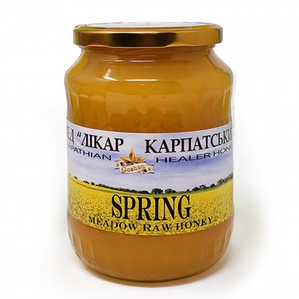 Carpathian Spring Honey 2lb