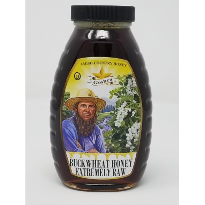 Buckwheat Honey - Extremely Raw