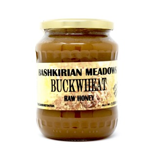 Bashkirian Buckwheat Honey 2lb