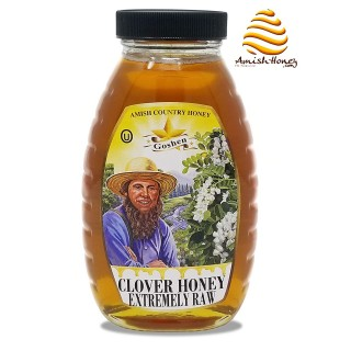 Clover Honey Extremely Raw