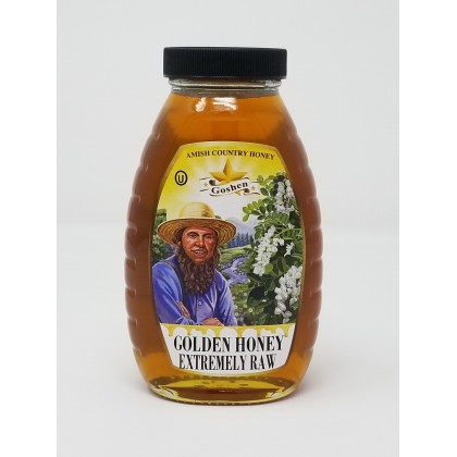 Golden Honey - Extremely Raw