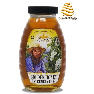 Golden Honey Extremely Raw