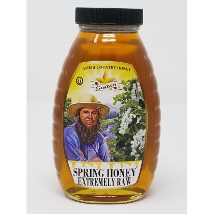 Spring Honey - Extremely Raw