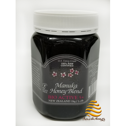Manuka Honey Blend 1lb