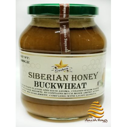 Siberian Honey Buckwheat 2lb