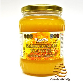 Bashkirian Flower Honey 2lb