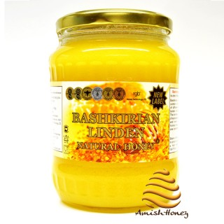Bashkirian Linden Honey 2lb
