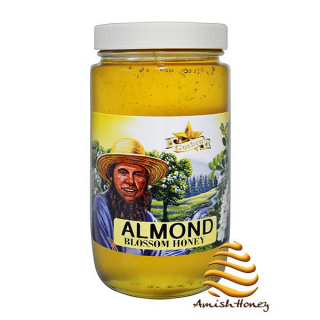 Almond Blossom Honey