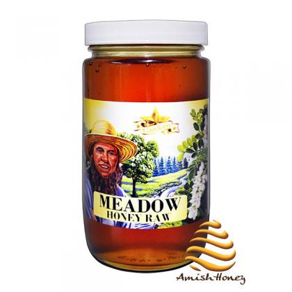 Meadow Honey Raw