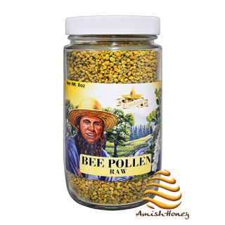 Bee Pollen Raw (8 oz.)