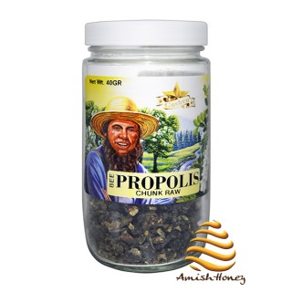 Bee Propolis Chunk Raw (40 gr.)
