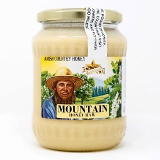 Mountain Honey Raw 2lb