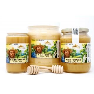 Wild Flower Raw Honey