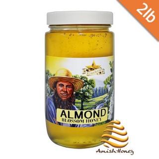 Almond Blossom Honey 2lb