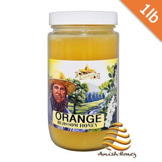 Orange Blossom Honey 1lb